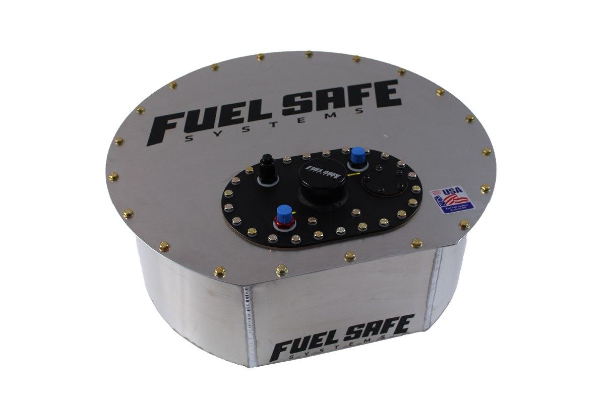 FuelSafe Zbiornik Paliwa 45L FIA w koło zapasowe - GRUBYGARAGE - Sklep Tuningowy
